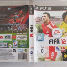 [PS3] Fifa 11 + Fifa 12 - jocuri Playstation 3 originale