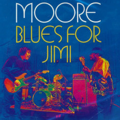 Gary Moore Blues For Jimi (dvd)