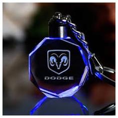 Breloc din cristal cu leduri Dodge