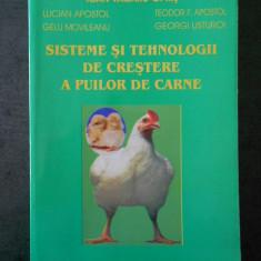 IOAN VACARIU OPRIS - SISTEME SI TEHNOLOGII DE CRESTERE A PUILOR DE CARNE
