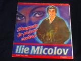 Ilie Micolov - Dragoste La Prima Vedere _ vinyl,LP _ Electrecord ( 1987,Romania)