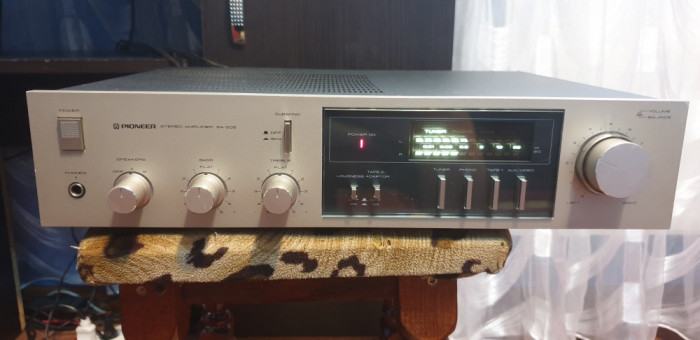 Amplificator Audio Statie Audio Pioneer SA-205