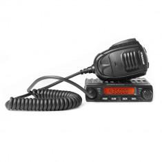 Aproape nou: Statie radio UHF PNI Dynascan M-79U, 400–470MHz, Scan, TOT, Mic Gain