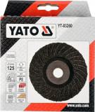 YT-83260 YATO DISC PENTRU SLEFUIT UNIVERSAL, 125MM, P8