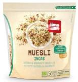 Lima Muesli Incas cu quinoa si amaranth fara gluten bio 350g