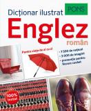 Dictionar ilustrat englez-roman. Pons |