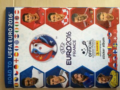 Panini Road to Euro 2016 Album gol foto