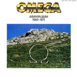 Omega - Aranyalbum (LP - Ungaria - VG), VINIL