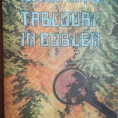 Tablouri in goblen- Ileana Ratiu