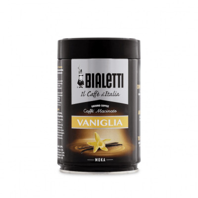 Cafea macinata Bialetti Vanilie Moka 250g foto