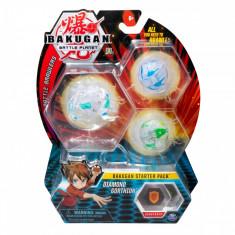 Set Bakugan Battle Planet Starter Diamond Gorthion, 20108795