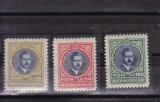 ROMANIA 1930   LP 88  CAROL II - LONDRA   SERIE  MNH