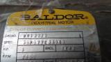 motor de curent continuu   BALDOR SUA  2.5kw  0 < 190v