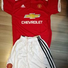 Echipament fotbal copii, XS/S, Adidas