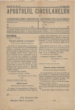 Apostolul circularelor nr 21-22, 1937 Arhiepiscopia Ortodoxa Romana