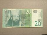 Serbia 20 Dinari 2006