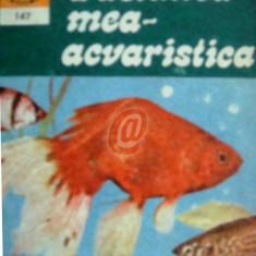 Pasiunea mea acvaristica