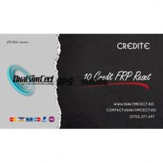 10 Credit FRP Reset Huawei (Pack 7)