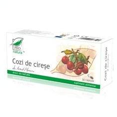 Cozi de Cirese Medica 30cps Cod: medi00198
