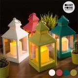 Felinar cu Lumanare LED