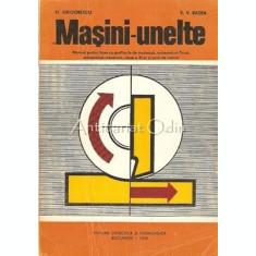 Masini-Unelte - H. Grigorescu, S. V. Badea