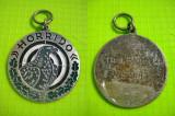 8495c-Medalia Vanatoare Horrido-Ernst Blomeke 1982-Germania.
