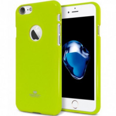 Husa Mercury Jelly Samsung N950 Galaxy Note 8 Lime