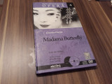 Cumpara ieftin GIACOMO PUCCINI-MADAMA BUTTERFLY COLECTIA ADEVARUL CARTE+CD+DVD STARE EXCELENTA