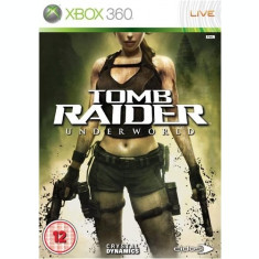 Tomb Raider Underworld XB360