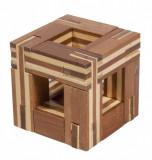 Cumpara ieftin Joc logic IQ din lemn bambus Magic frame