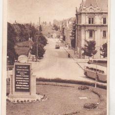 bnk cp Orasul Stalin - Vedere - circulata