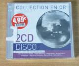 Cumpara ieftin Disco Collection 2CD (Chic, Barry White, Gloria Gaynor, Imagination,Betty Davis), CD