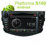 Navigatie Toyota Rav4 , Edotec EDT-I018 Dvd Multimedia Android Gps TOYOTA RAV4 Navigatie Tv - NTR66823