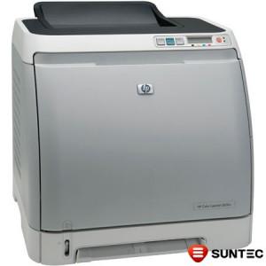 Imprimanta laser color HP Color LaserJet 2600nse (retea) CB465A fara cartuse, fara tava iesire hartie, fara cabluri