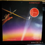 -Y- SUPERTRAMP - FAMOUS LAST WORDS - DISC VINIL LP