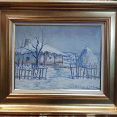 Ionescu Doru (1889-1988) - Peisaj de iarna