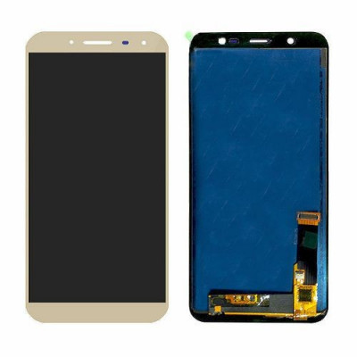 Ecran Samsung Galaxy J8 J810 Complet Auriu foto