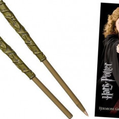 Pix Harry Potter -Hermione Granger Bagheta magica + semn de carte