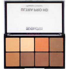 Pro HD Powder Contour Fard de obraz Medium Dark Cream
