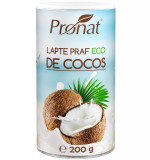 Lapte praf BIO de cocos, 200 g