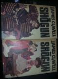 SHOGUN JAMES CLAVELL-2 volume Editura Azur si Orizonturi,Int.stare FB,T.GRATUIT