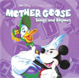 CD Mother Goose Songs And Rhymes , original