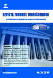 Cumpara ieftin Revista Forumul Judecatorilor, nr. 2 2019