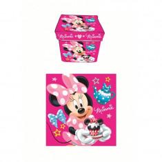Cutie de depozitare jucarii MiniMega Minnie Mouse
