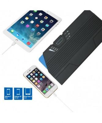 Starter auto multifunctional serioux incarcator notebook/tableta/telefon functie lanterna capacitate baterie: foto
