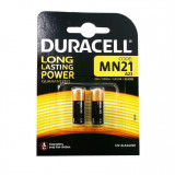 Baterii Duracell alcalina MN21 23A 12V 2 Baterii /Set