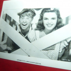 Fotografie de Film -A fost odata un Hollywood cu Juddy Garland si M.Rooney 1941