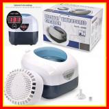Cumpara ieftin Sterilizator cu Ultrasunete Profesional Coafor Frizerie Sterilizator Digital