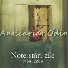 Note, Stari, Zile 1968-2009 - Andrei Plesu