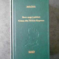 AGATHA CHRISTIE - ZECE NEGRI MITITEI (Colectia Adevarul)